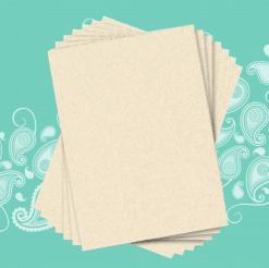 White Wafer Paper